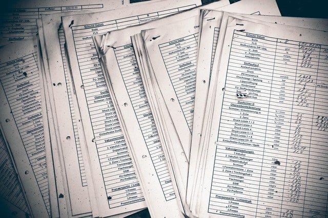Lista dłużników jak wyczyścić